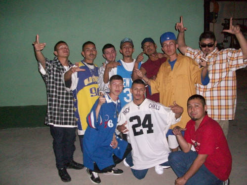 ¿Que Son Los Cholos?