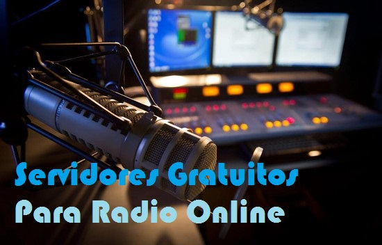 Servidores Streaming Para Radio Online